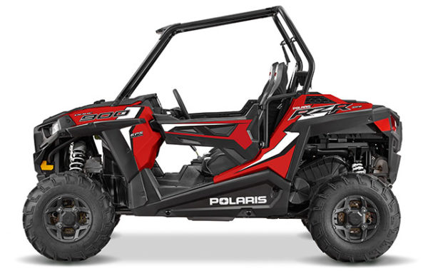 Polaris 2016 RZR 900 EPS – Havasu Red Pearl