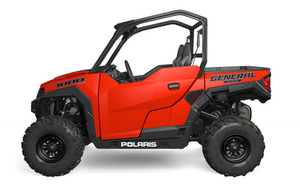 Polaris 2016 General Base 1000 EPS – Indy Red