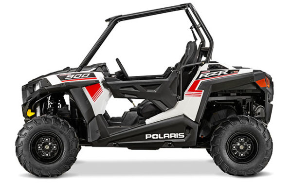 Polaris 2016 RZR 900 – White Lighting