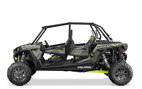 Polaris 2016 RZR XP 4 1000 EPS – Titanium Matte Metallic