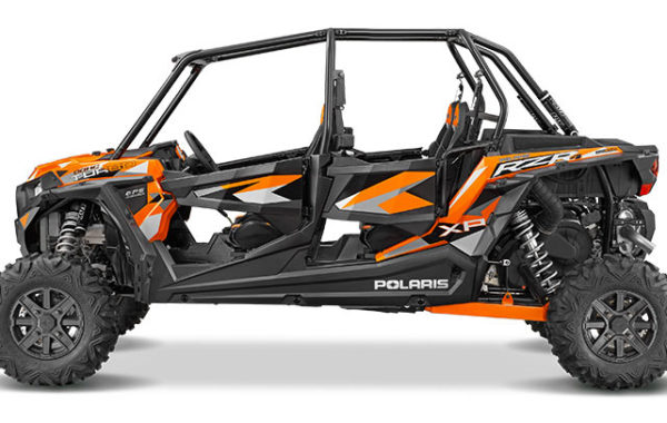 Polaris 2016 RZR XP 4 Turbo EPS – Spectra Orange
